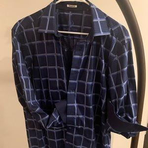 Men's Bugatchi dress shirt